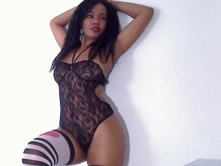 Picture of the sexy profile of HotDayan, for a very hot webcam live show !
