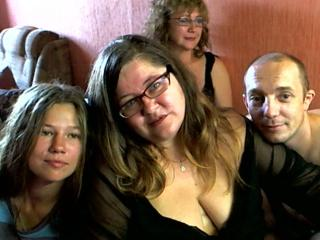GorgeousFour live female ejaculation show